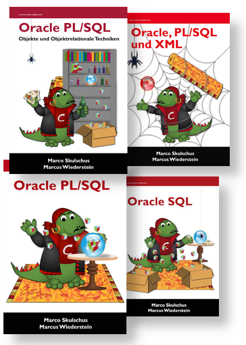 Oracle SQL PL/SQL Bücher